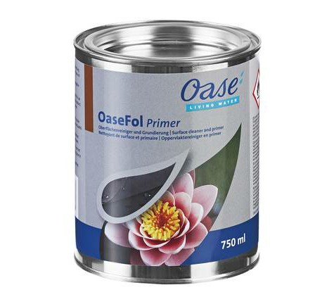with OaseFol Primer 750ml