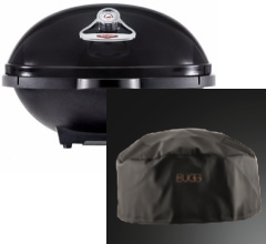 as BUGG BBQ Cover