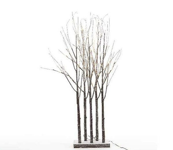 in Green 90cm Tall with 48 LED Lights