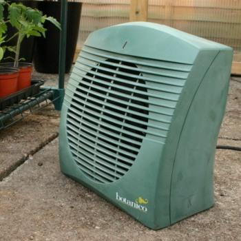 with Electric 2KW Botanico Heater