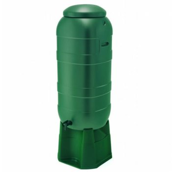 with Elite 100 Litre Water Barrel and Stand