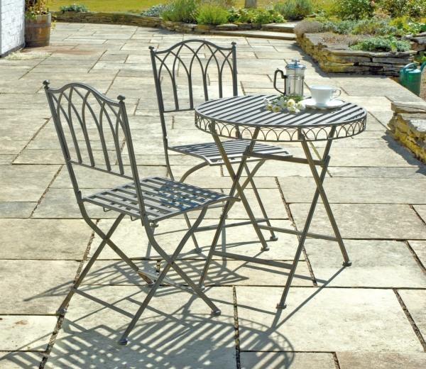 Vintage Metal Garden Furniture Uk