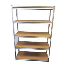 with Shelf Unit