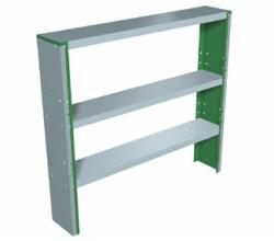with Shelf Set