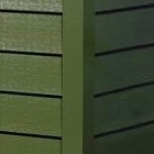 in Olive Green Finish