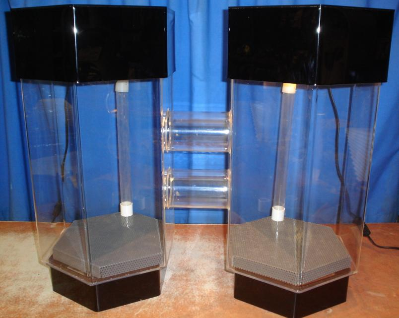 Fish tank stands for 20 gallon hexagon fish tank