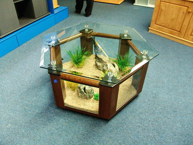 Pin Coffee Table Fish Tank Walmart On Pinterest