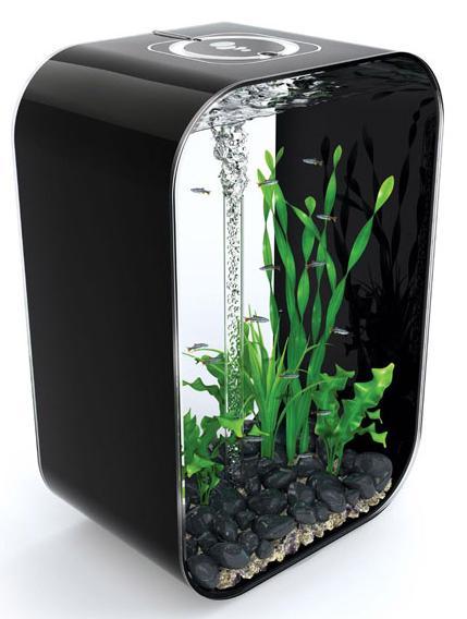 biOrb Life aquarium has the same filtration system as in the biOrb ...
