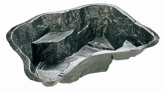Lotus instant pond bream 112 x 137 x 42cm preformed pond Large preformed ponds