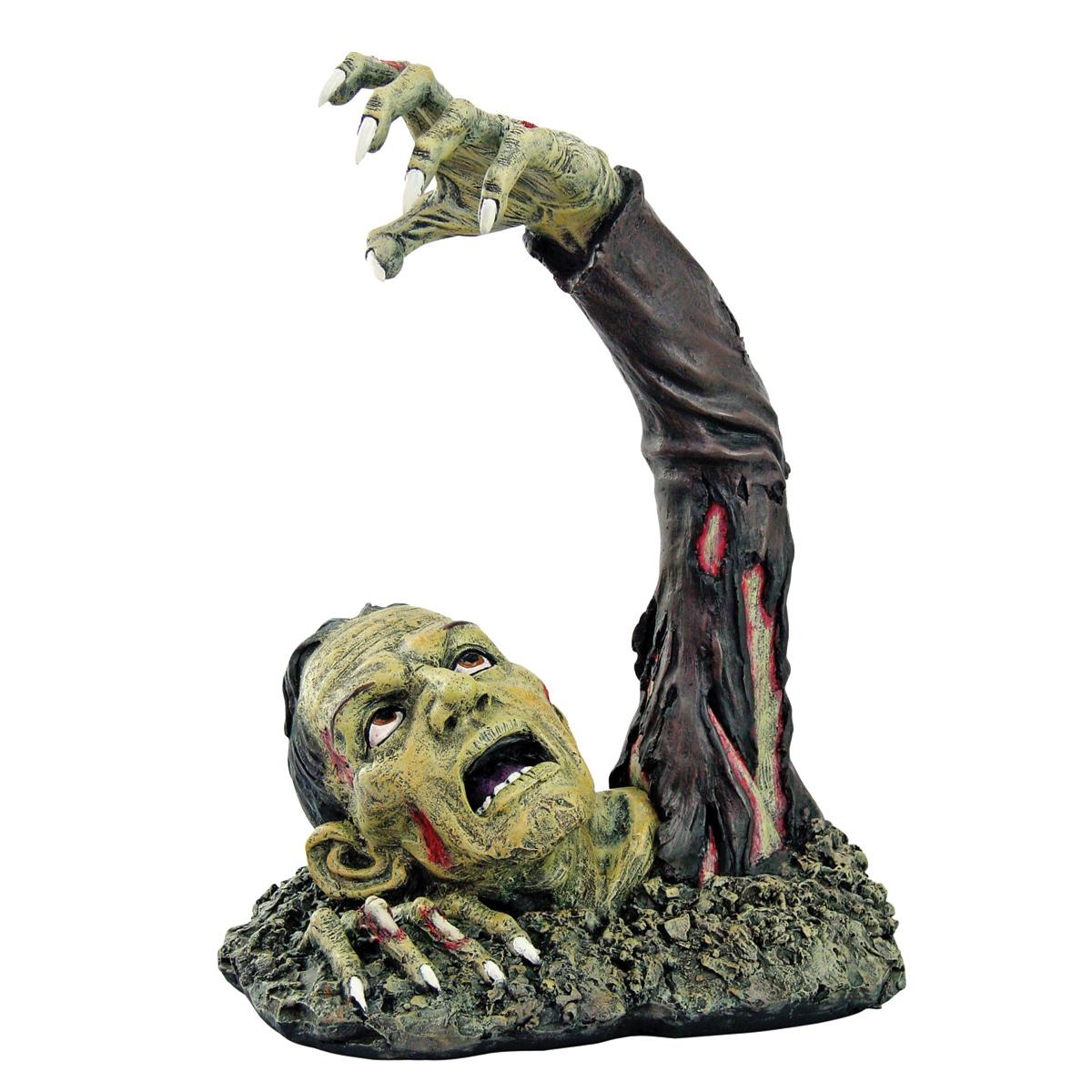 Fish Tank Decorations Zombie Zombie Walking Glow In The