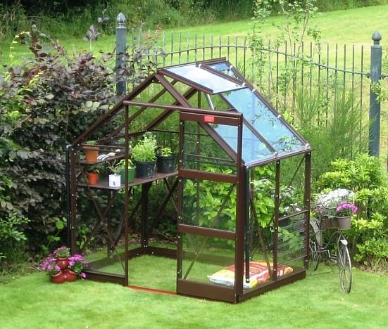 Elite Craftsman 6ft 3ins Wide X 8ft 5ins Long Greenhouse