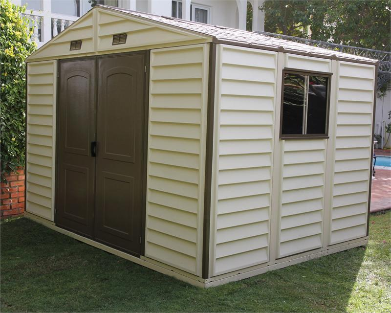 Zekaria 6ft x 8ft resin storage shed here for Resin storage sheds