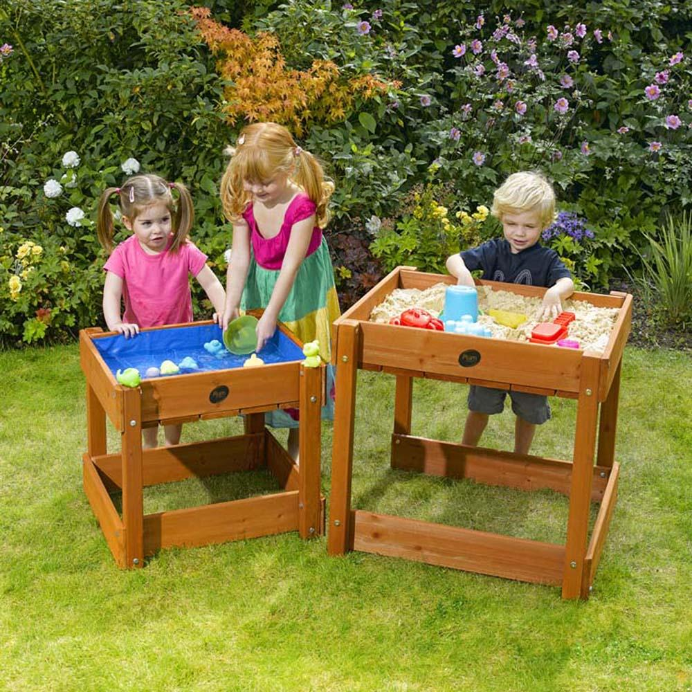 Sandy Bay Wooden Sand Pit Amp Water Tables By Plum Products