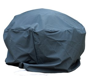 WITH a Deluxe Large Firepit Cover