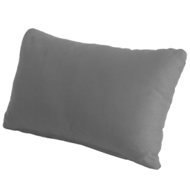 with Grey Scatter Cushion