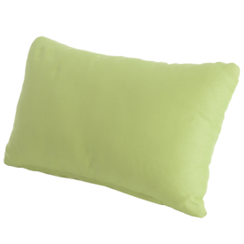 with Lime Scatter Cushion
