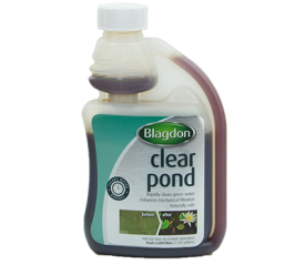 Blagdon Clear Pond 250ml