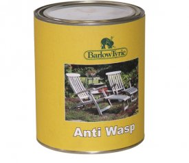 With Anti Wasp Solution 1litre