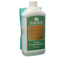 With Teak Colour Guard 1litre