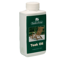 With Teak Oil 500ml