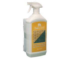 With Textilene® & Woven Non Foam Cleaner 1litre