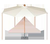 Barlow Tyrie Savannah Rectangular 200cm Dining Table