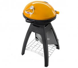 in Amber Colour Finish (BUGG BBQ & Trolley Package)