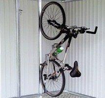 with BikeMax Single Bike Holder