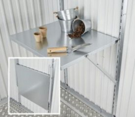 with Folding Table