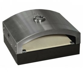 with Universal Artisan Pizza Oven