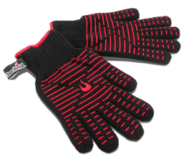 with High Performance Grilling Gloves