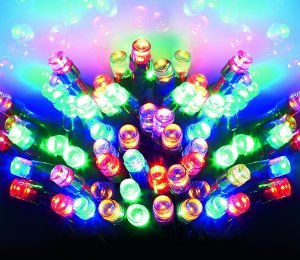 480 Lights (Multi Coloured)