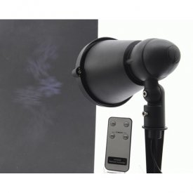 as OUTDOOR Snowflake Projector