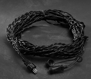 Konstsmide 10m LED System Extension Cable