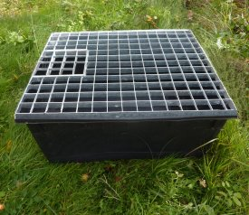 81x51cm Rectangular Reservoir