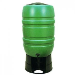 with Elite 210 Litre Water Barrel and Stand