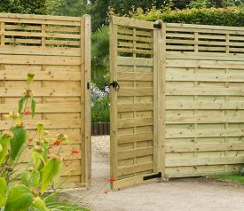 with Europa Kyoto 3ft x 6ft Gate