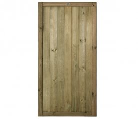 with Vertical Tongue & Groove 3ft x 6ft Gate