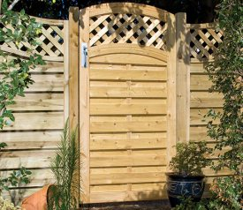 with Elite St Meloir 3ft x 6ft Gate