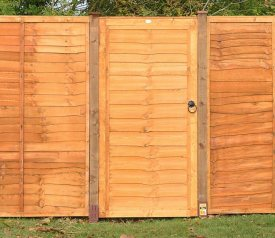 with Side Entry 3ft x 6ft Lap Gate