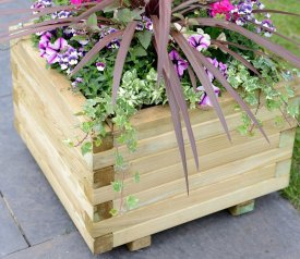 as Large Square Planter