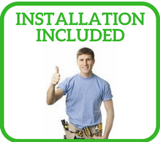 with Included Installation (England/Wales)