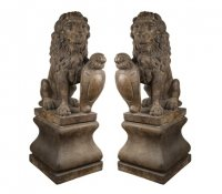 Lion Home and Garden Ornaments