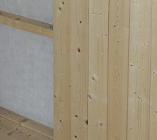 with Internal Wall Cladding Kit