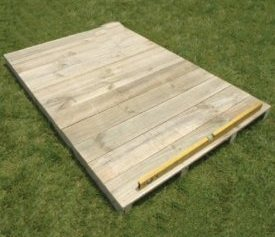 with Timber Floor Kit