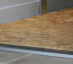 with Wooden Floor