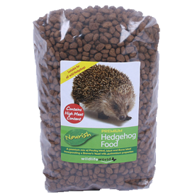 Nourish Hedgehog Food (Dry) 1kg