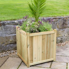 Large Holywell Planter