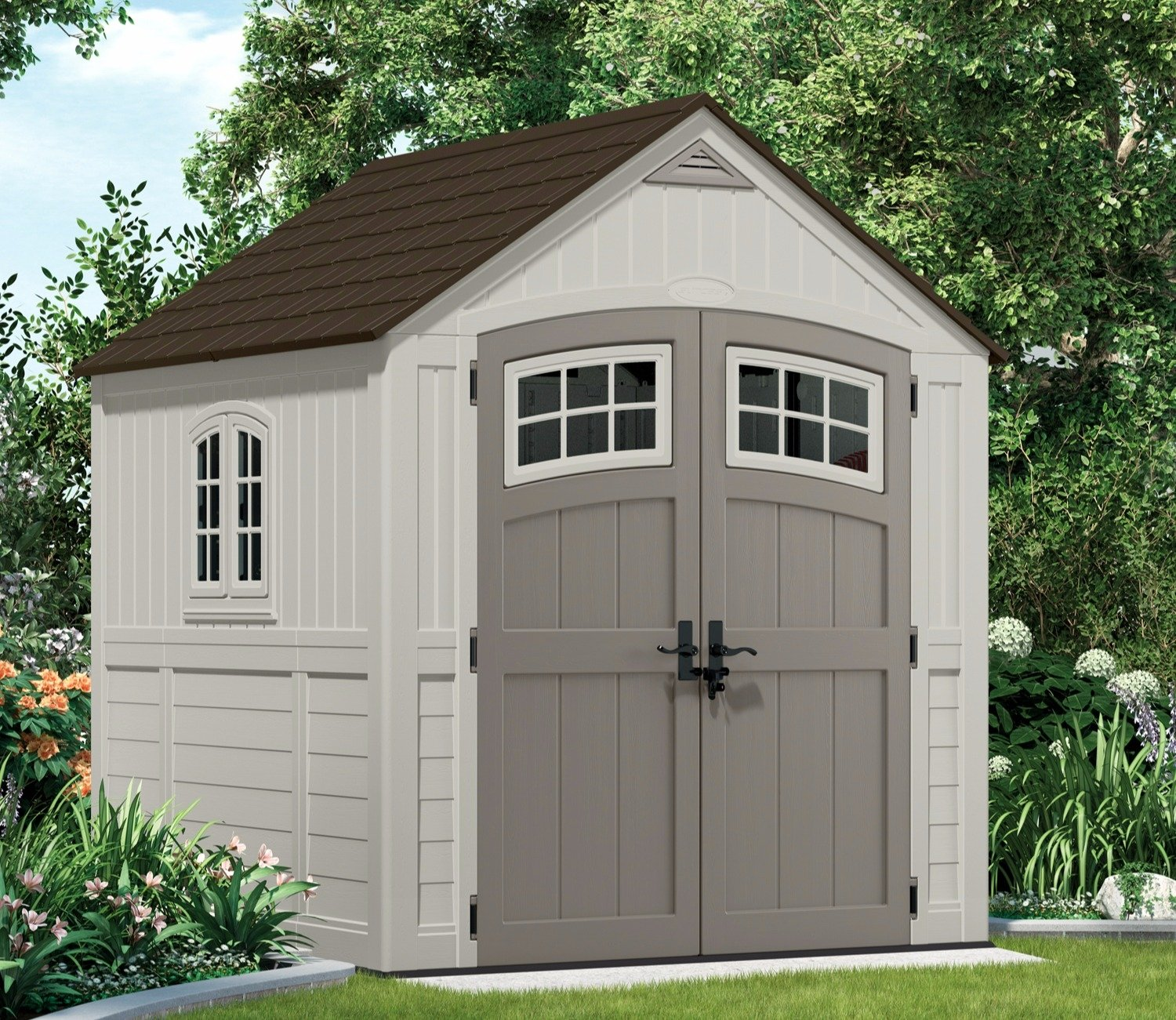 Which Plastic Shed Should I Buy And Why Gardensite Co Uk