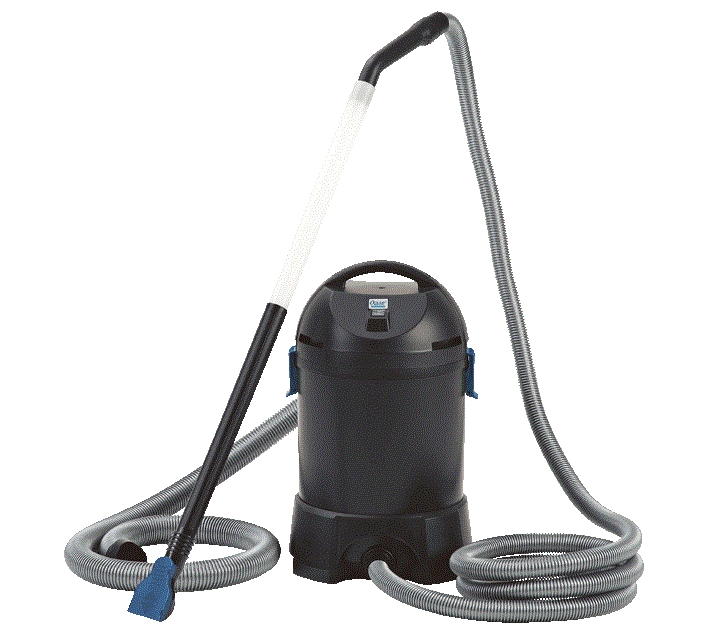 Oase pond vacuum cleaners reviewed for Garden pond vacuum review
